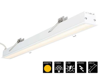LINEAR CEILING M weiss, CW